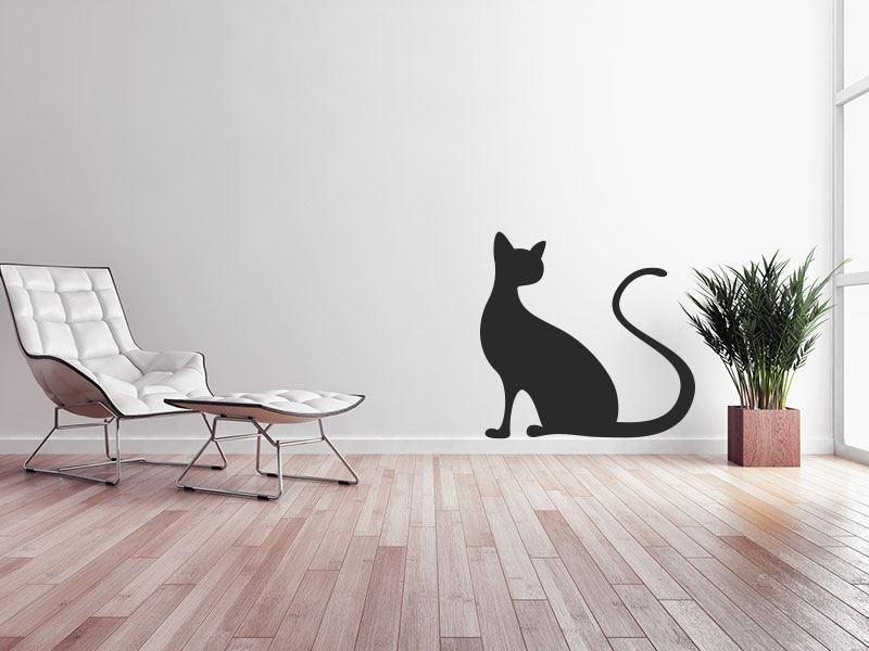 Naklejka Na ścianę Kot Egipski Zwierzęta